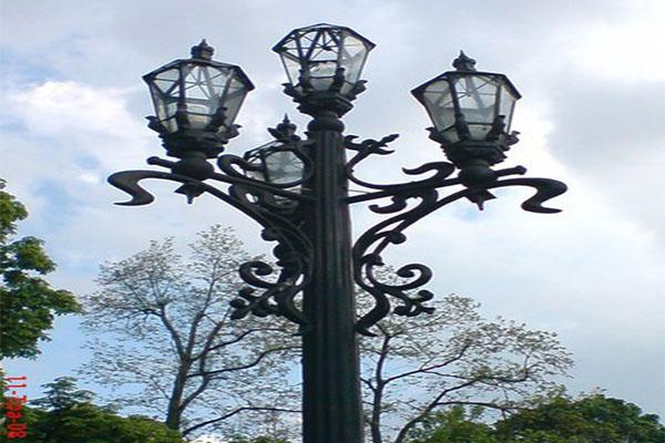 Faroles fierro forjado metalarte el arte del fierro for Faroles en hierro forjado para jardin